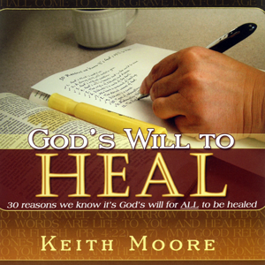 Free healing audio teachings, God's Will To Heal