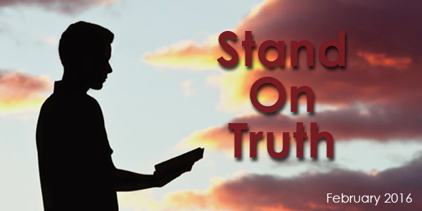 Stand On Truth: What it takes to receive your healing from Jesus Christ