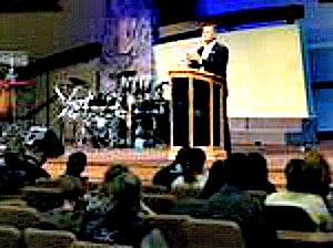 Healing School Program at Charis Bible College, with Healing School Director, Daniel Amstutz